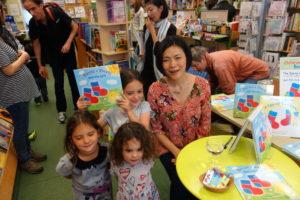 Noriko Matsubara's Book Launch at Epping Bookshop, Essex, UK