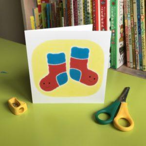 Bocchi and Pocchi Card (S)