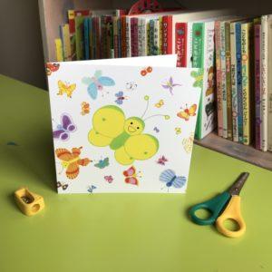 Butterflies Card (S)