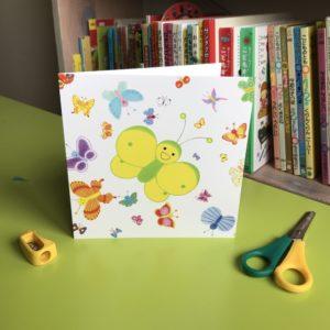 Butterflies Card (M)