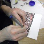 Chigiri-e Art workshop by Japanese artist Noriko Matsubara