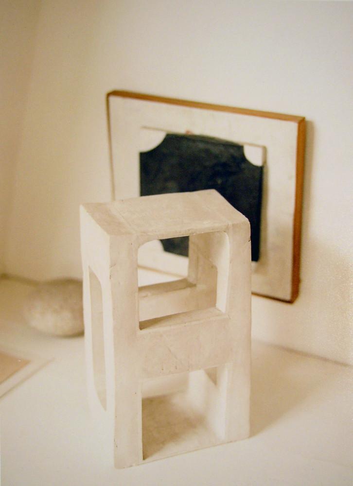 House. C-print photograph by Japanese artist Noriko Matsubara, 2006.