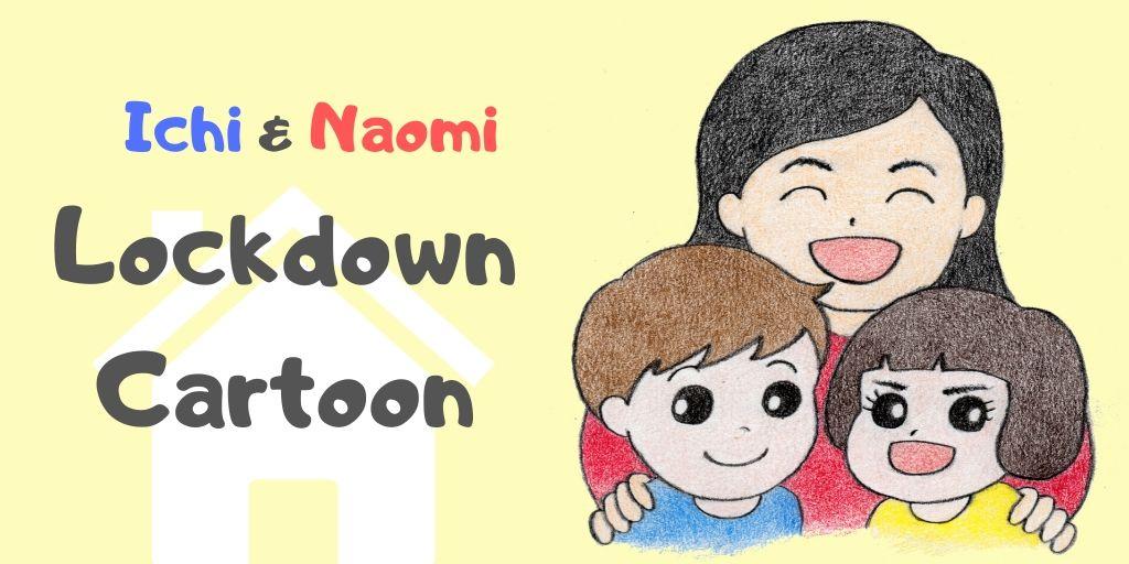 Lockdown Cartoon #3: Birthday 1