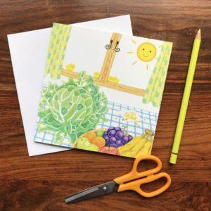 Morning Kitchen Card (M)